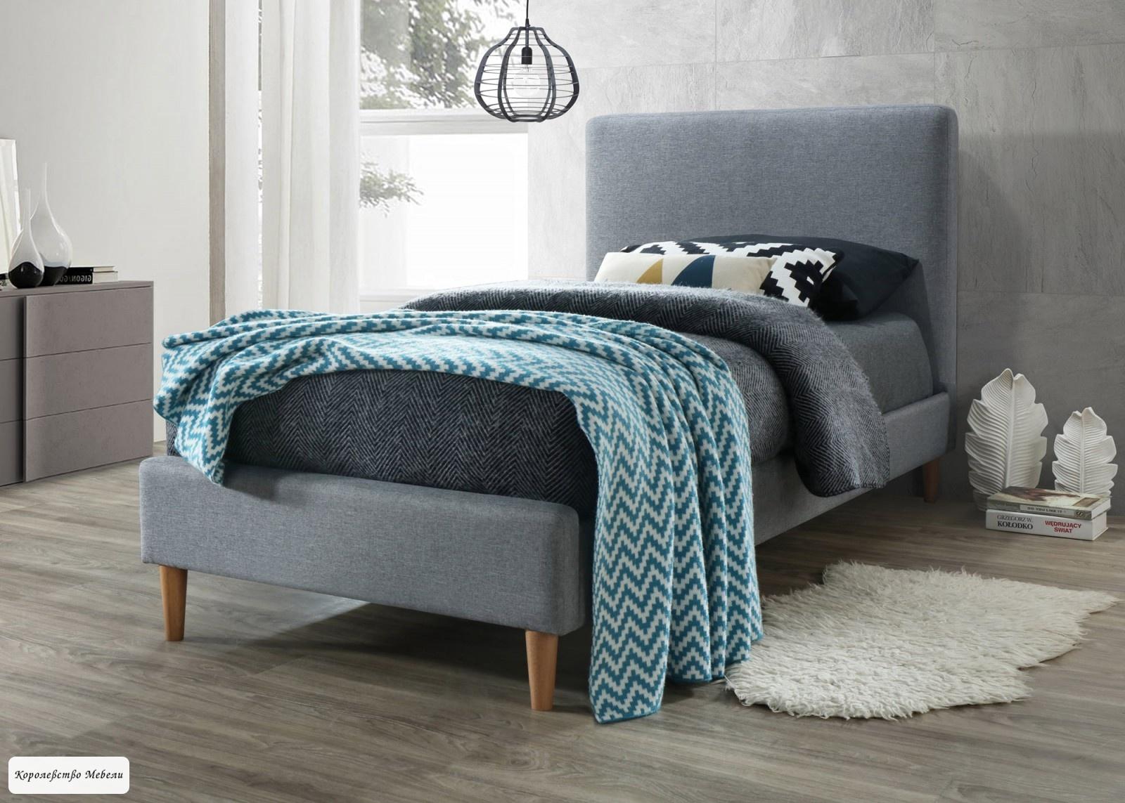 Кровать Acoma (90*200), с основанием