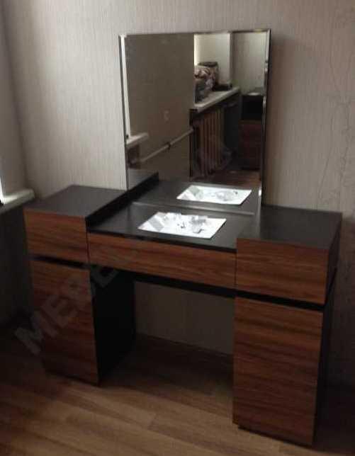 Стол туалетный 1 HYPER (венге / палисандр)
