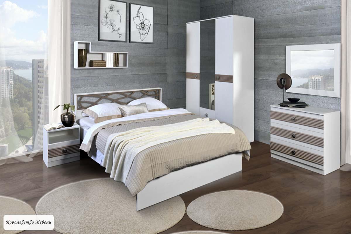 Кровать Саманта , с подъемным механизмом