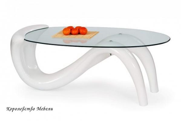 Журнальный столик Cortina (белый)