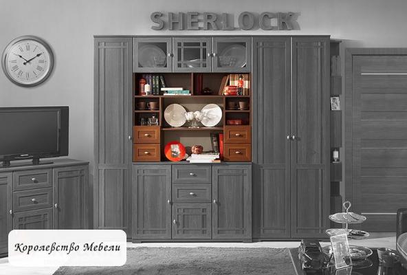Sherlock 19 Органайзер орех шоколадный
