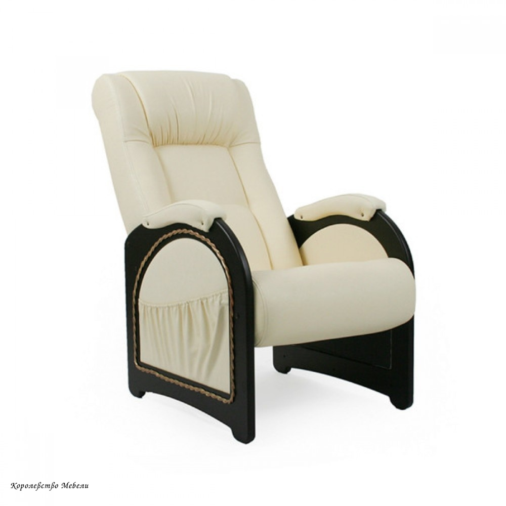 Кресло для отдыха. Модель 43 (с карманами) (с лозой)