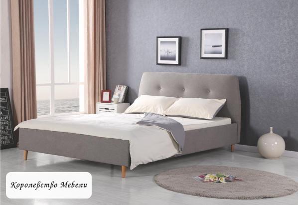 Кровать двуспальная Doris (160*200) с основанием