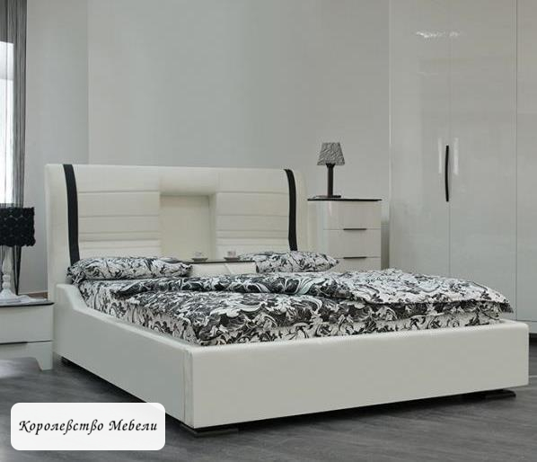 Кровать Довиль, с основанием.