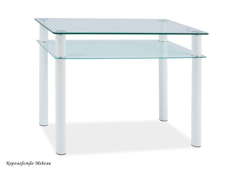 Стол  стеклянный  SONO (100*60)