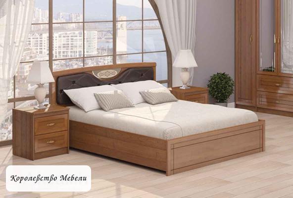 Кровать Лондон 29 (160*200), с мягким элементом, с подъемным механизмом
