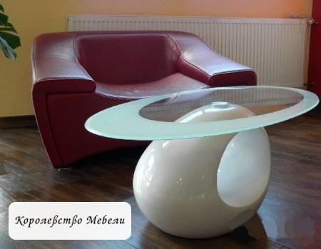 Журнальный столик  Etna (белый)