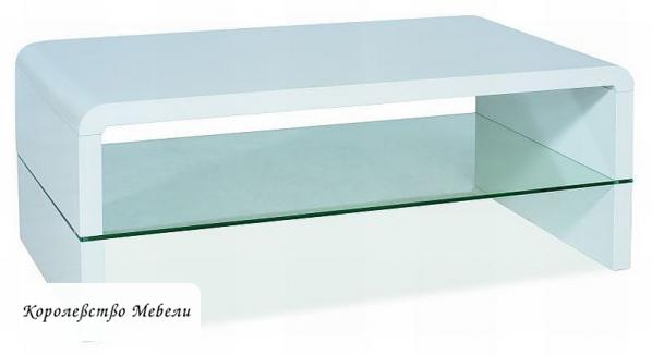 Журнальный столик Rica (белый)