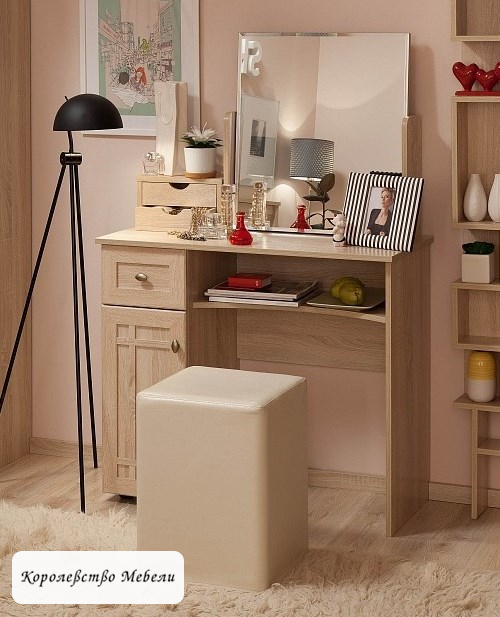 Стол туалетный Шерлок 53 (дуб сонома)