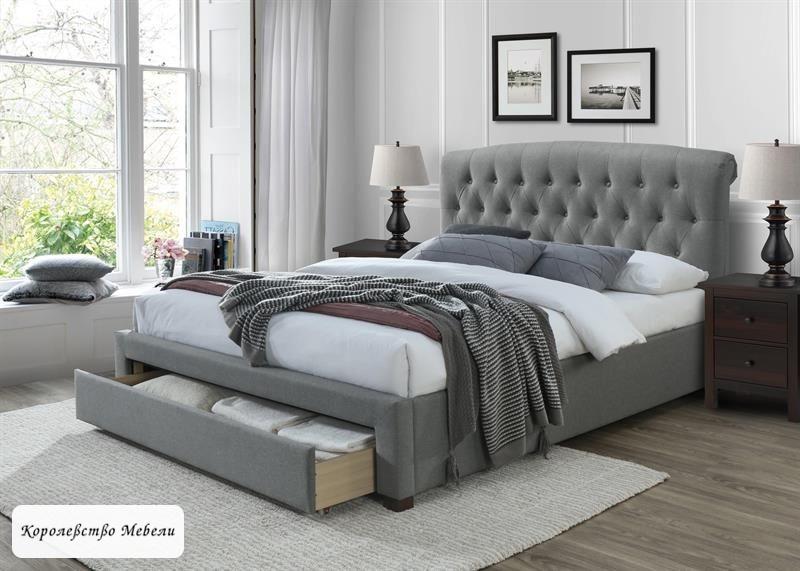 Кровать AVANTI (160*200), с ящиком