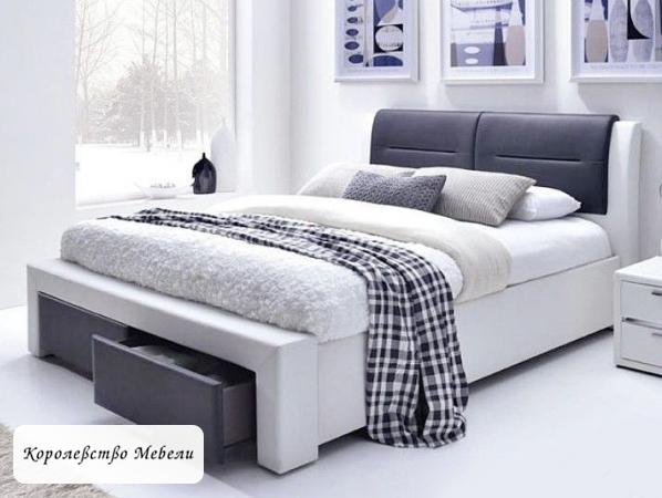 Кровать Cassandra S ,с ящиками