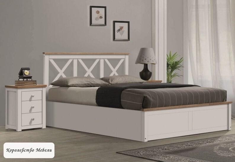 Кровать ORLEAN (160*200) c подъемным механизмом