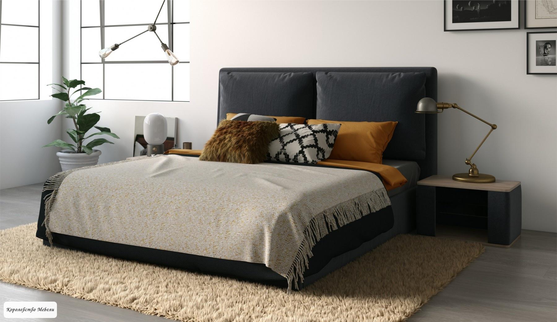 Кровать Эмилия, с подъемным механизмом