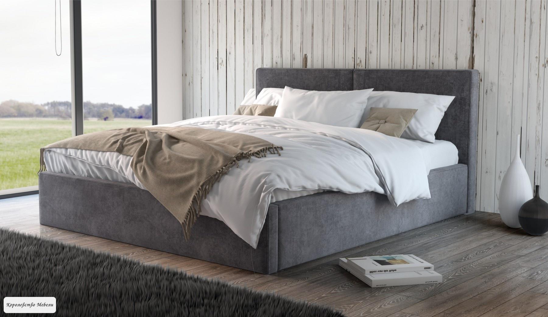 Кровать Фернандо, с подъемным механизмом