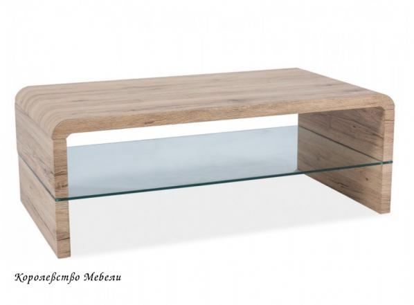 Журнальный столик Rica (дуб cонома)