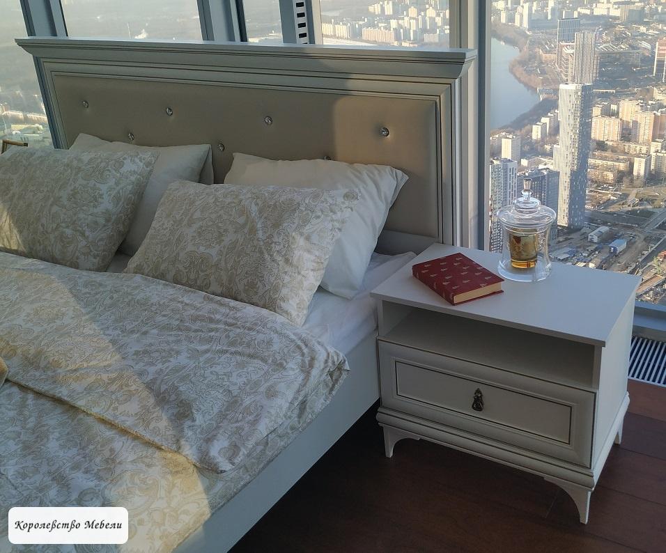 Кровать Агата АТ17, без основания
