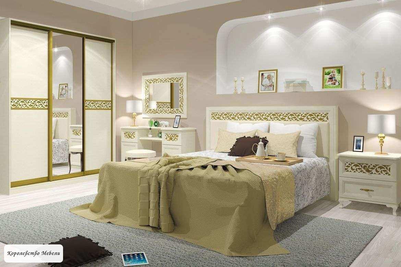 Кровать Ливадия Л8, без основания