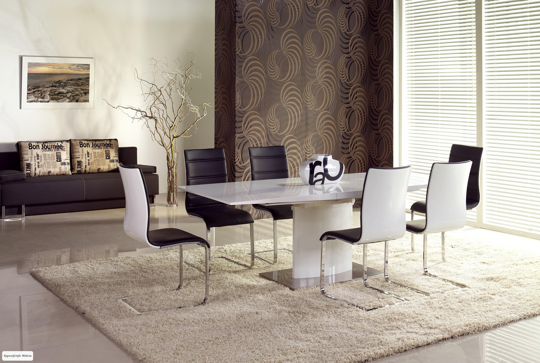 Стол раздвижной  MARCELLO (180--220) (белый)