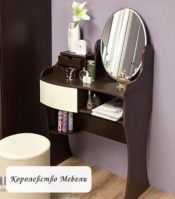 Стол Туалетный Амели 14 (венге)