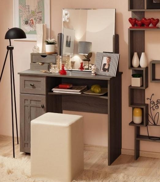 Стол туалетный Шерлок 53 (ясень анкор темный)