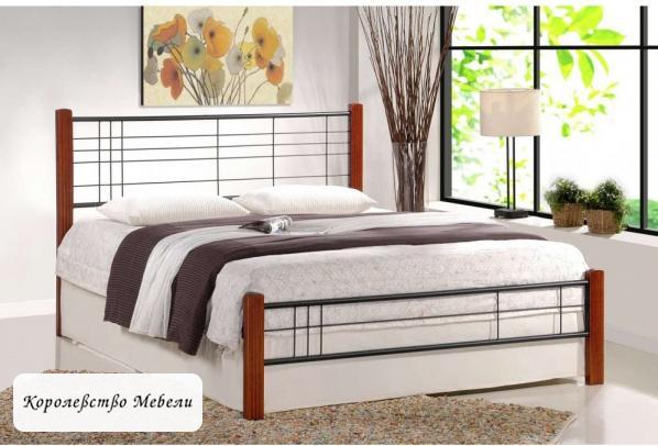 Кровать VIERA , черешня античная