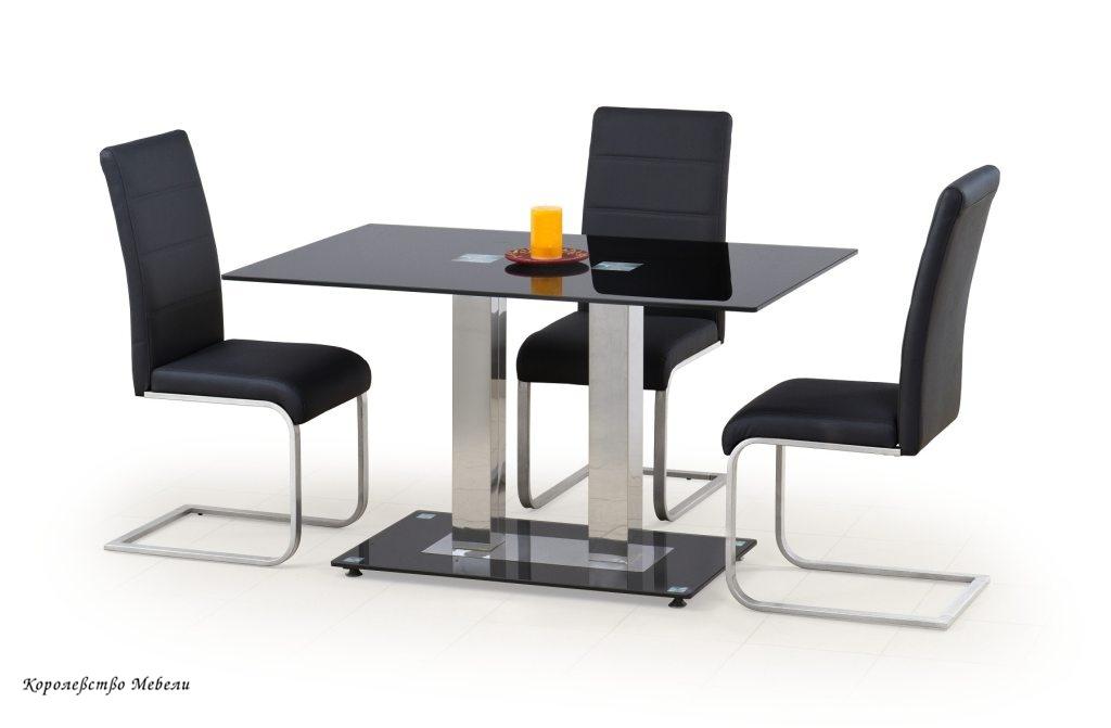 Стол стеклянный WALTER 2 (80*130)